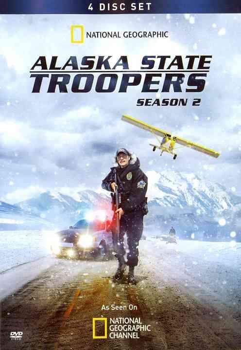 ALASKA STATE TROOPERS:SEASON TWO BY ALASKA STATE TROOPER (DVD)